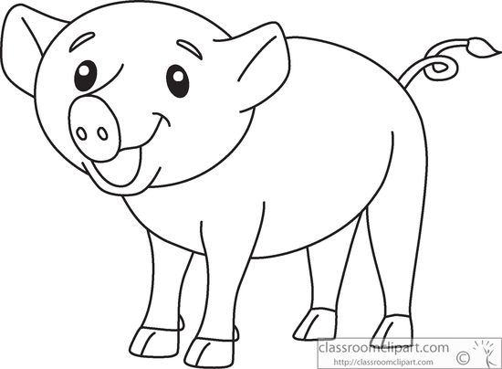 pig-curly-tail-black-white-outline-clipart-914.jpg