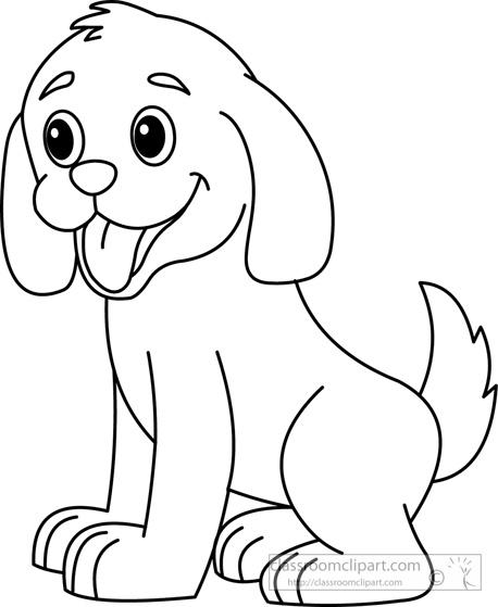 puppy-dog-black-white-outline-clipart-914.jpg
