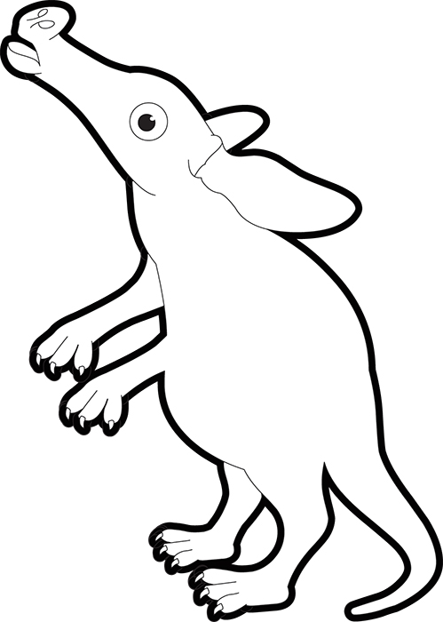 standing-aardvark-animal-black-white-outline-vector-clipart-image.jpg