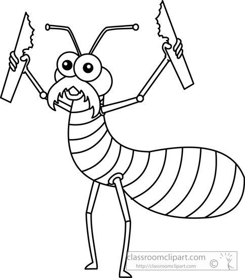 termites_chewing_on_wood_outline_clipart.jpg