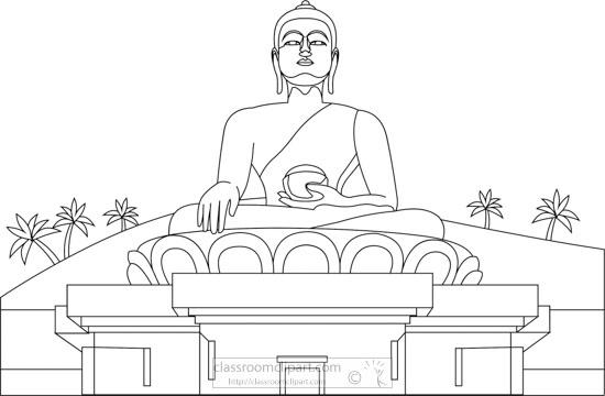 buddha-dordenma-statue-thimpu-bhutan-black-white-outline-clipart.jpg