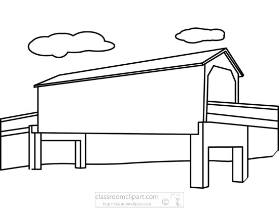 covered-bridge-black-white-outine-clipart.jpg