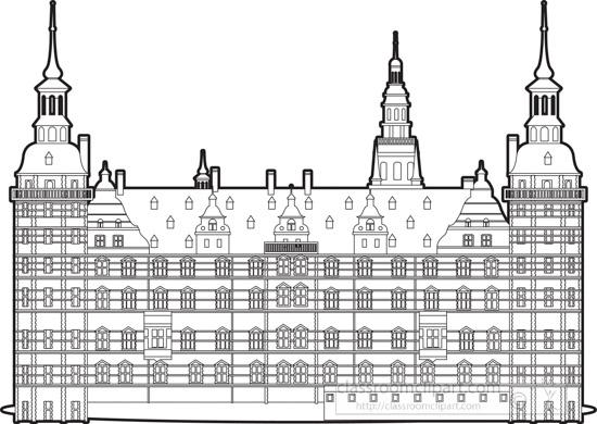 frederiksborg-castle-hillerod-denmark-black-outline-clipart-3.jpg