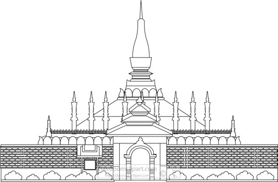 pha-that-luang-in-vientiane-laos-black-white-outline-clipart.jpg
