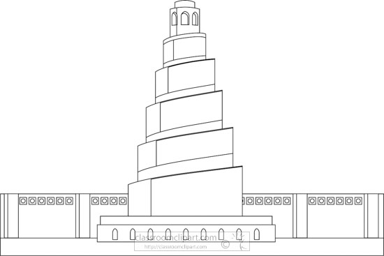 samara-mosque-iraq-black-white-outline-clipart.jpg