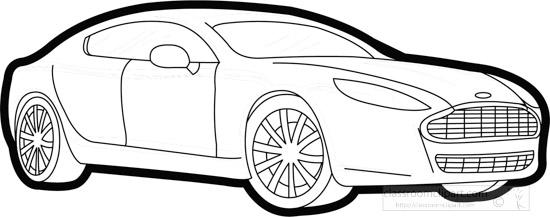 aston-martin-rapide-black-white-outline-clipart.jpg
