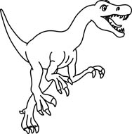free black and white dinosaurs outline clipart clip art pictures