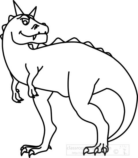 carnotaurus-clipart-10B-black-white-outline.jpg