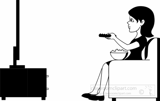 black-white-lady-watching-tv-clipart.jpg
