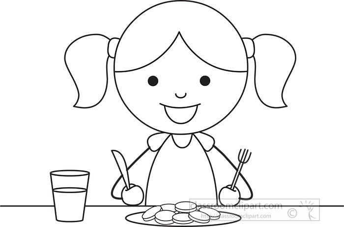 girl-having-snack-holding-knife-and-fork-black-outline-clipart.jpg