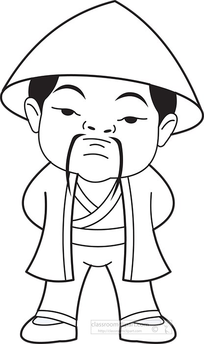 black-white-outline-man-in-treditional-chinese-clothing-clipart.jpg