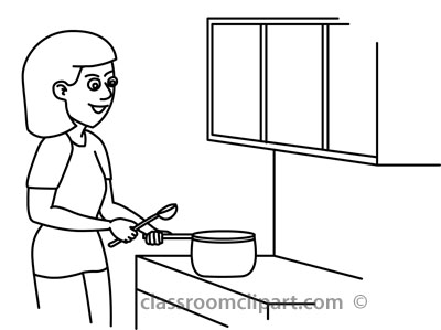 outline_woman_cooking_kitchen_21812.jpg