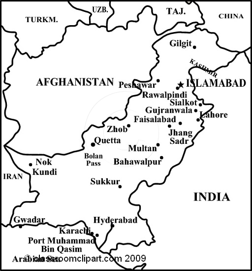 Pakistan_map_13bw.jpg
