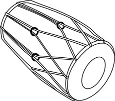 Drum Clipart Hits 1046...
