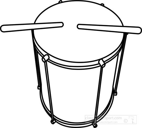 drum-black-white-outline-clipart-140911.jpg