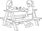 Search Results - Search Results for bench Pictures ... Park Bench Clipart Black And White