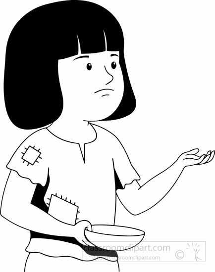 black-white-girl-begger-clipart.jpg