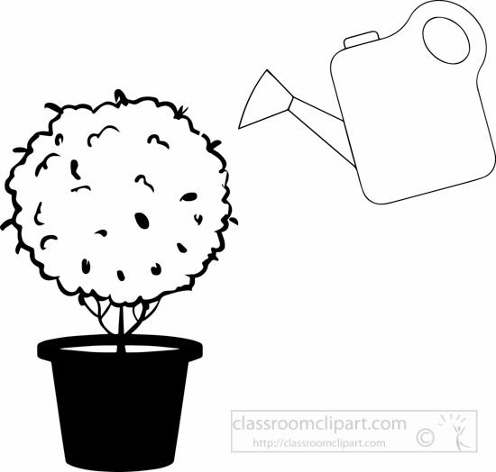 black-white-watering-plant-black-white-clipart.jpg