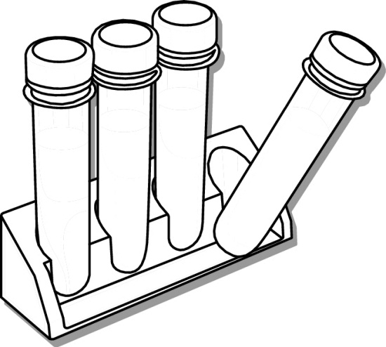Science Black and White Outline Clipart - 30-09-09_22RBW ...