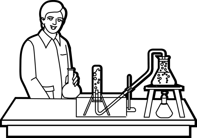 Science : chemistry_students_lab_experiment_outline ...
