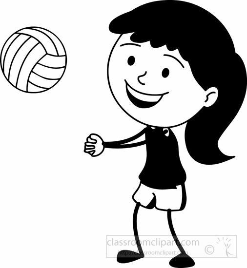 black-white-girl-playing-volleyball-bump-pass-clipart.jpg