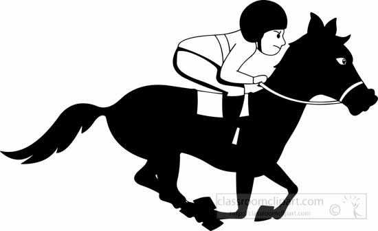 black-white-horse-racing-clipart.jpg