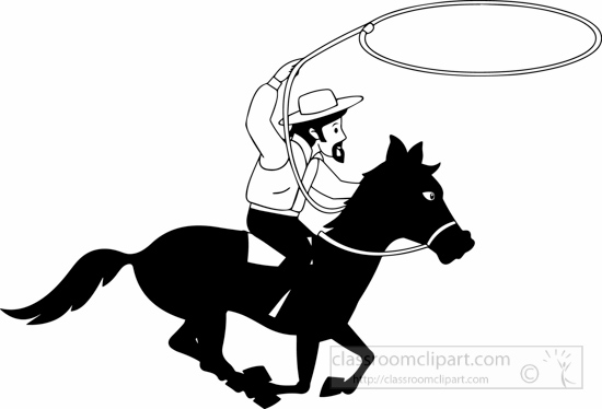 black-white-riding-horse-with-rope-lasso-clipart.jpg
