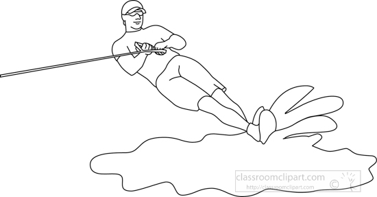 water_skiing_10_outline.jpg