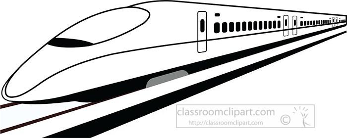 bullet-train-black-outline-clipart.jpg