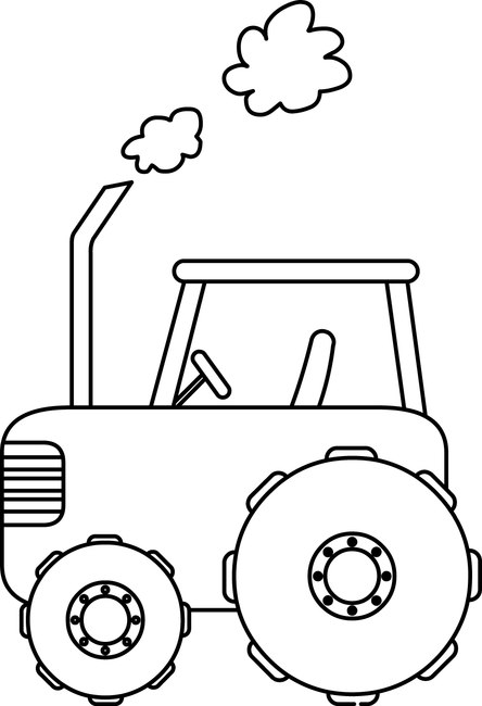 Hydrostatic Transmission Tuff Torq 918 07009 besides Tractor Coloring Pages To Print further Hydrostatic Transmission in addition Trattoreattrezzi Agricoliaratro Da Colorare as well Tractor In Field Black White Outline Clipart 61618. on john deere small tractors