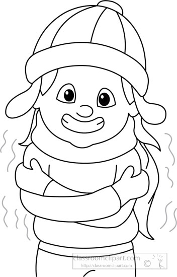 black-white-ourline-clipart-girl-wearing-winter-clothes-shivering.jpg