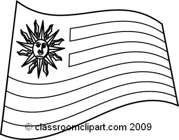 Uruguay_flag_BW.jpg