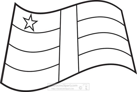 flag-of-c-african-republic-black-white-outline-clipart.jpg