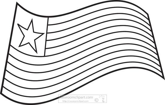 flag-of-liberia-black-white-outline-clipart.jpg