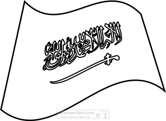 flag-of-saudi-arabia-black-white-outline-clipart.jpg