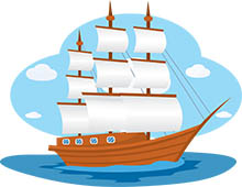 Free Boats and Ships Clipart - Clip Art Pictures - Graphics ...