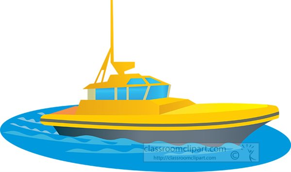 Boats and Ships Clipart - boat-and-ship-16 - Classroom Clipart