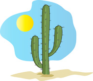 free cactus clipart clip art pictures graphics illustrations rh classroomclipart com cactus clipart image cactus clipart image