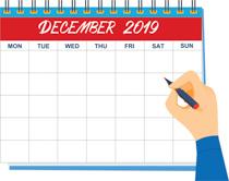 Calendar classroom. Free clipart clip art