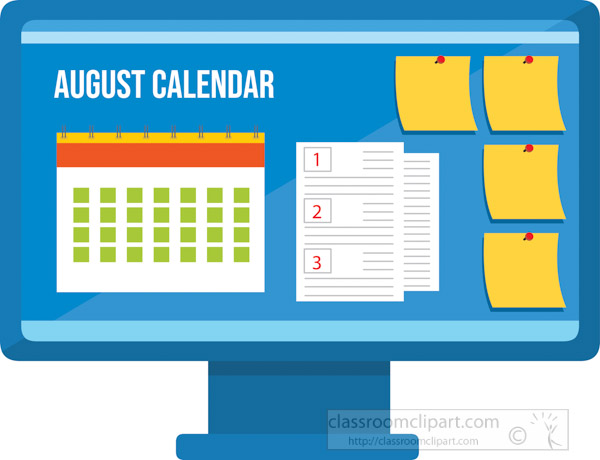 august-calendar-with-post-notes-on-computer-screen-clipart.jpg