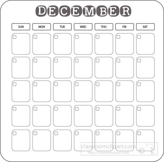 calendar-blank-template-gray-december-2017-clipart.jpg