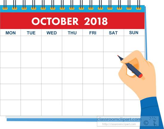 hand-writing-october-calendar-2018-clipart.jpg