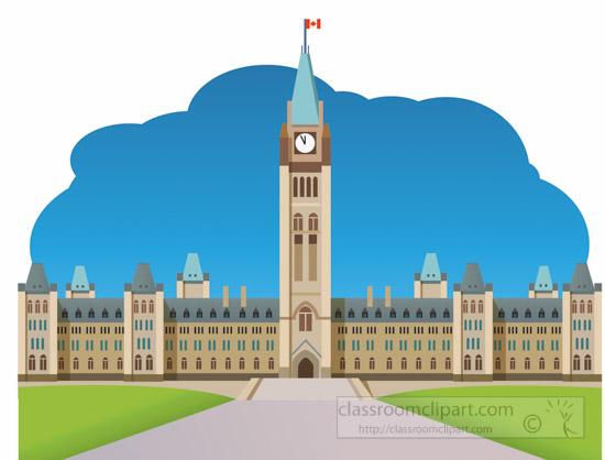 Ottawa-Parliament-Building-Canada-01-clipart.jpg