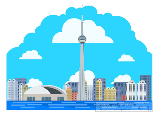 downtown-city-of-torronto-canada-clipart-6227.jpg