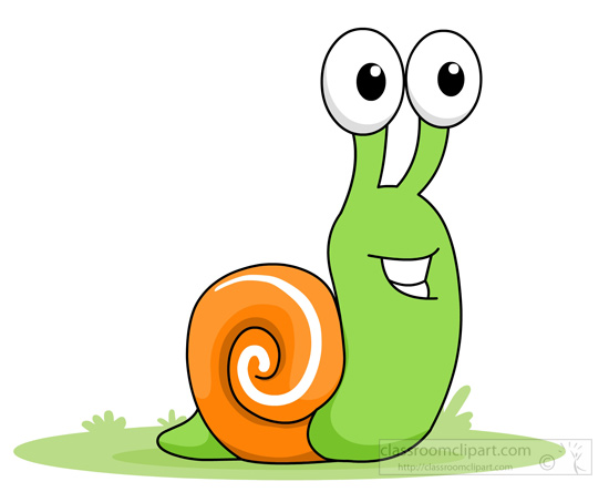 cartoons clipart cartoon clipart green snail in shell classroom
