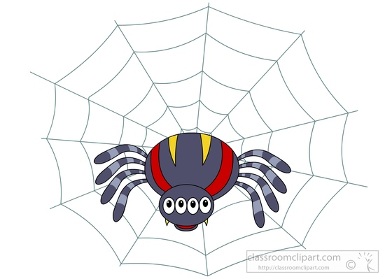 multi-eyed-spider-on-web-clipart-58122.jpg