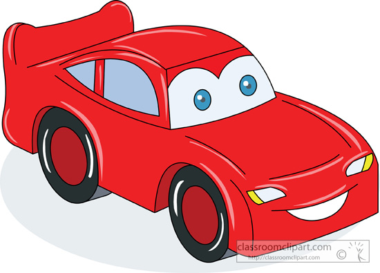 cartoon cars clipart - photo #8