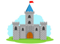 Free Castles Clipart Clip Art Pictures Graphics Illustrations