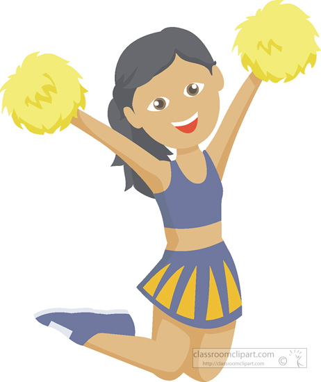 clip art cheerleader pictures - photo #24