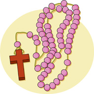 search results for rosary clip art pictures graphics rh classroomclipart com rosary clipart to trace rosary clipart free download